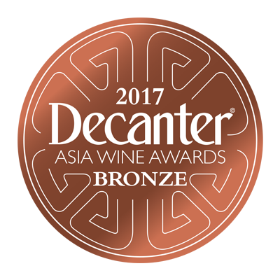 Decanter2017BronzaAsia