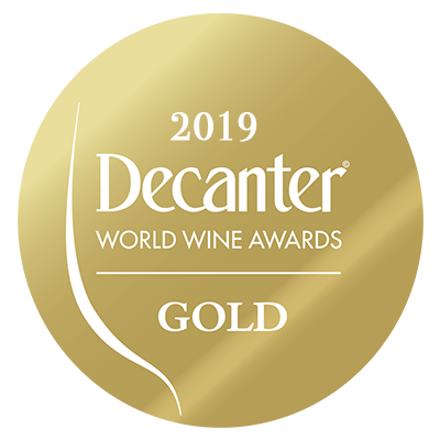 Decanter2019Gold